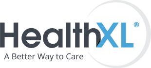 HealthXL<sup>®</sup> Logo