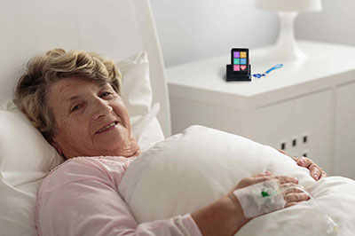 Peace of mind and reduced stress for patients with complex medical conditions